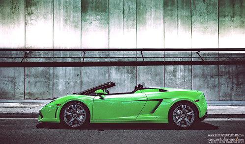 LP560-4 Spyder | by Marcel Lech Photography
