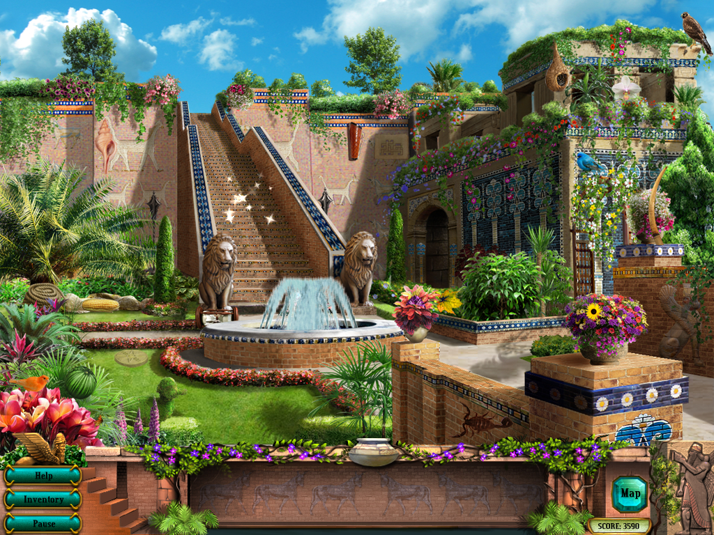 Hanging gardens of babylon 042 about us fantasy m flickr for Hanging gardens of babylon definition