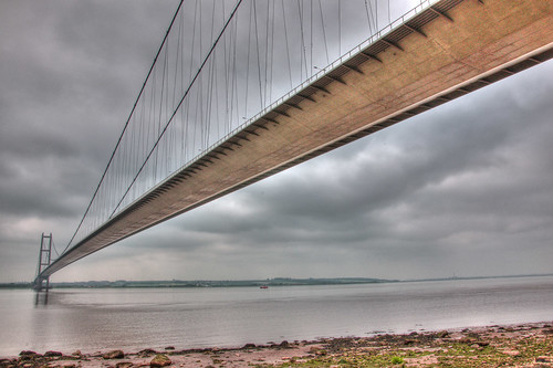 Humber Bridge HDR3 | by Jon Parkes Photography