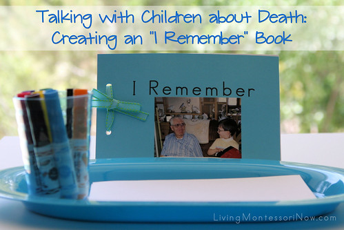 Creating an I Remember Book | by Deb Chitwood