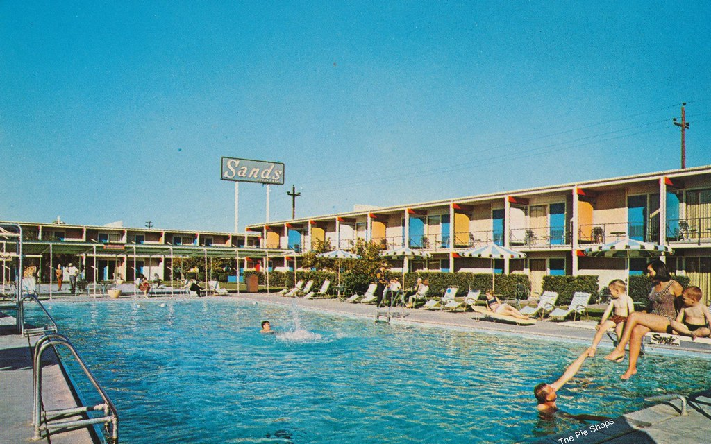 Sands Motor Hotel - Tucson, Arizona