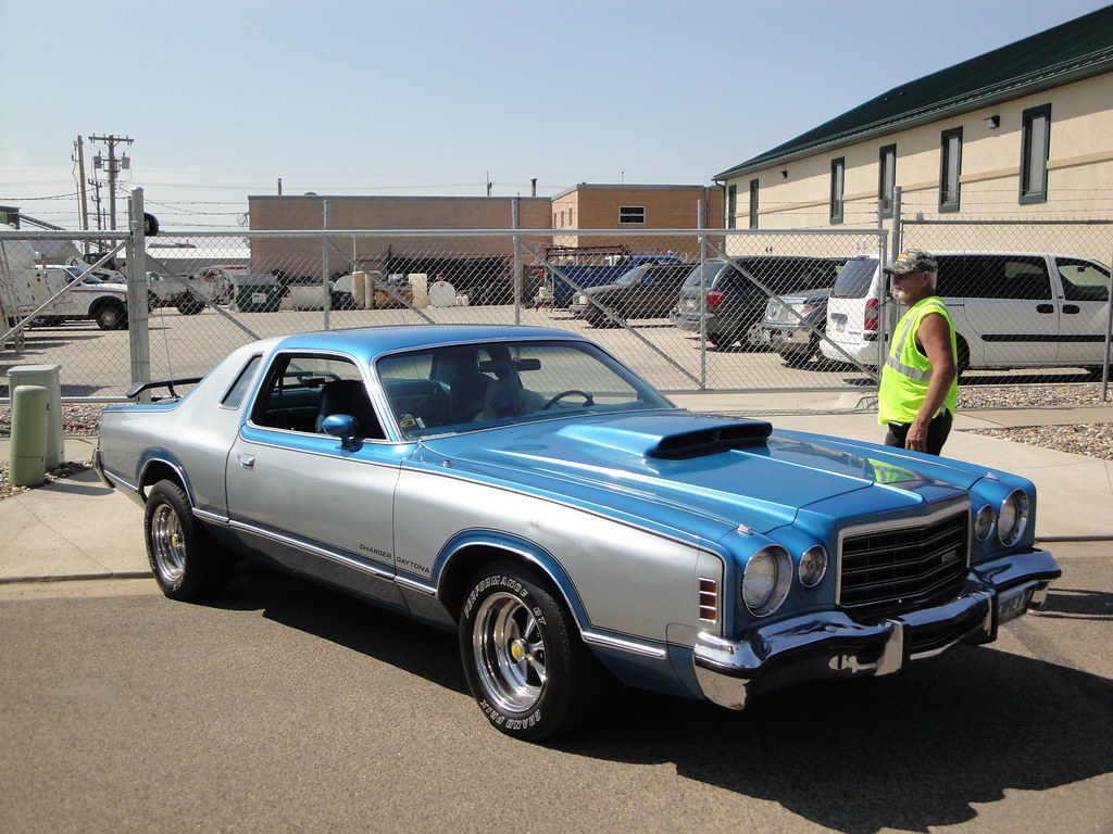 75 Dodge Charger Daytona Bismark North Dakota June 2012