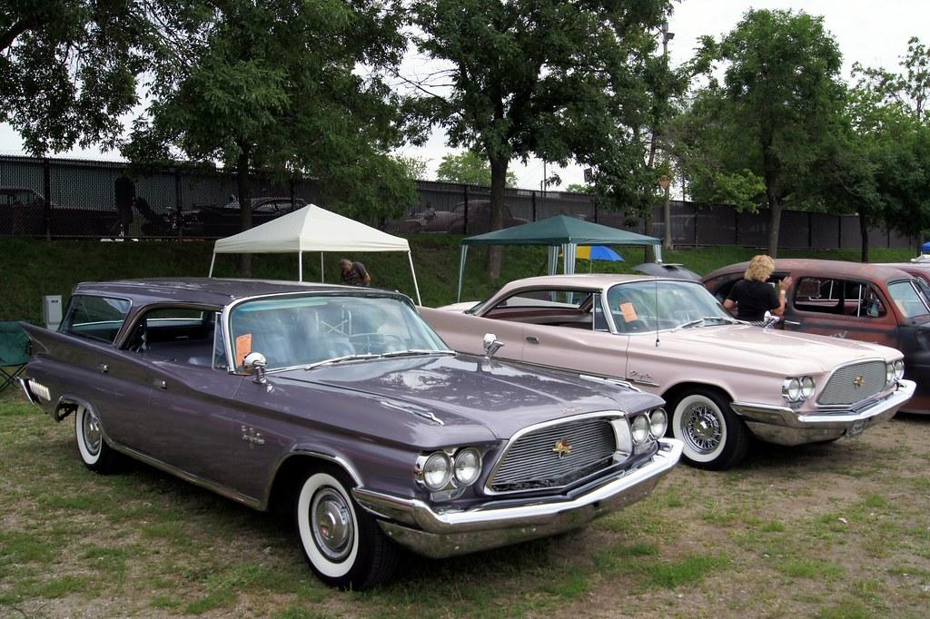 1960 Chrysler Windsor Amp New Yorker Town Amp Country