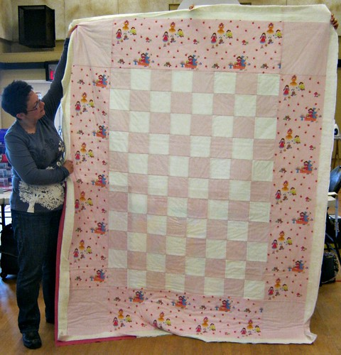 Basted Memory Quilt | by felicity.quilts