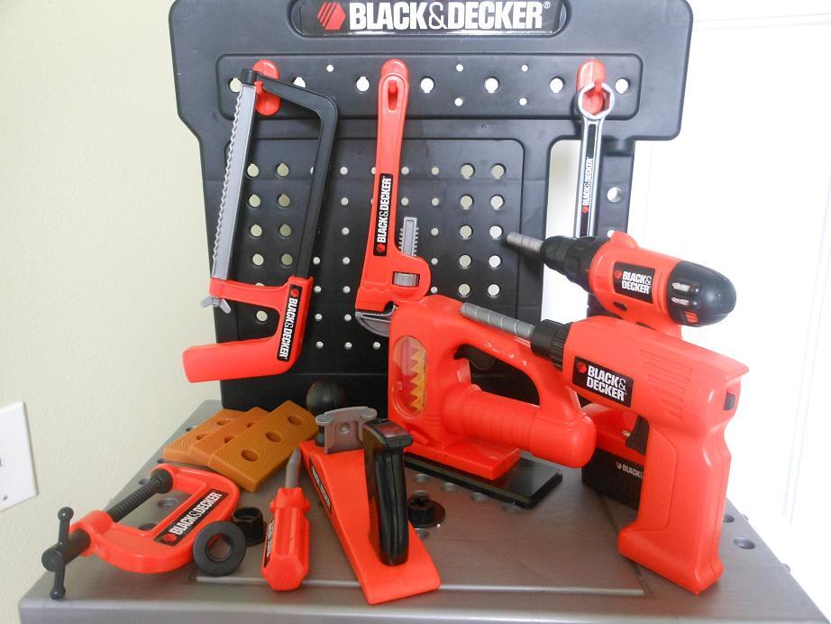 Black And Decker Kids Workbench 2 Hanna 2012 Flickr