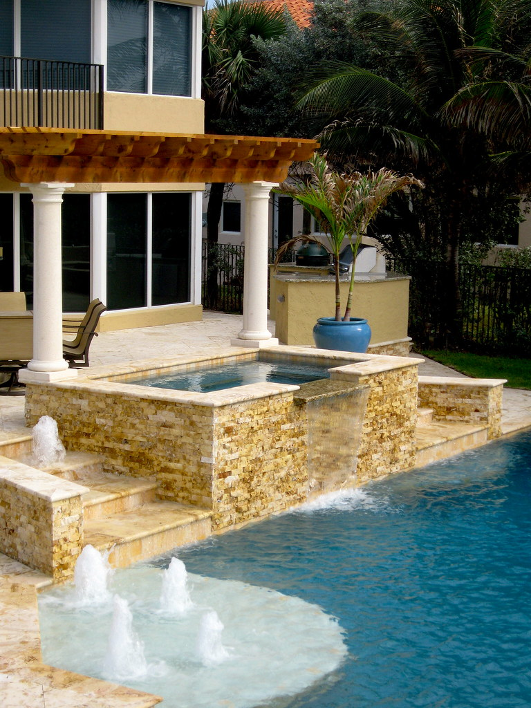 Pool builders inc custom spa pool builders inc for Pool and spa builders