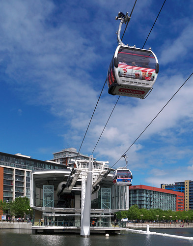 London Cable Car | by Mike Hewson
