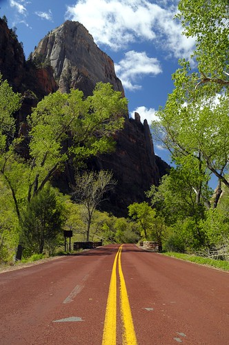 Zion National Park | by ahmer_inam