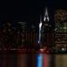 New York Skyline - Chrysler Building - From Across the East River