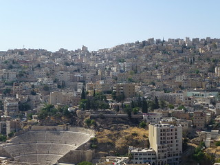View of Amman from Jabal al-Qal'a | by marc's pics&photos