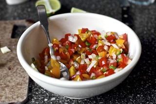 summer salsa fresca | by smitten kitchen