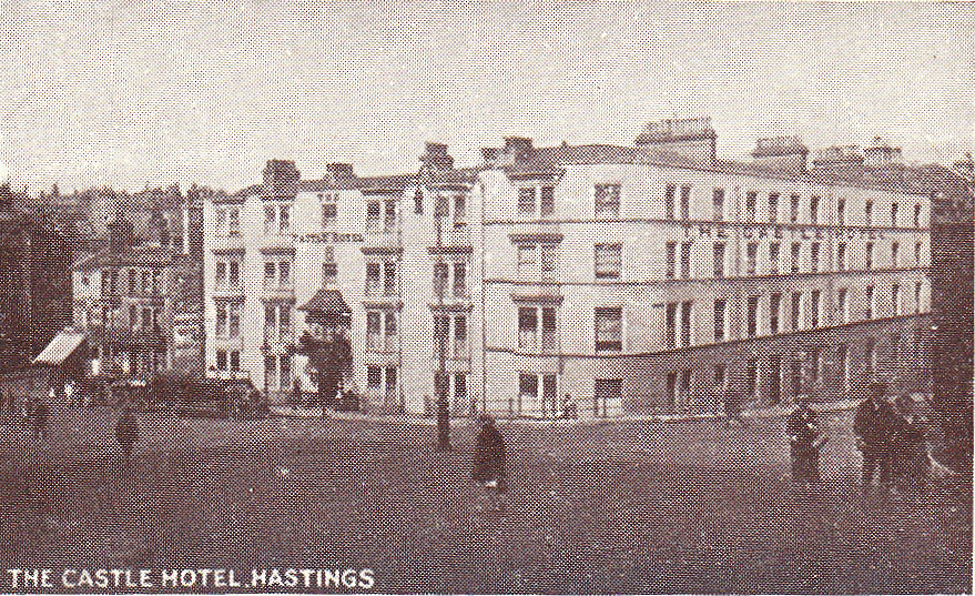 Hotel In Hastings Nahe White Rock Theatre