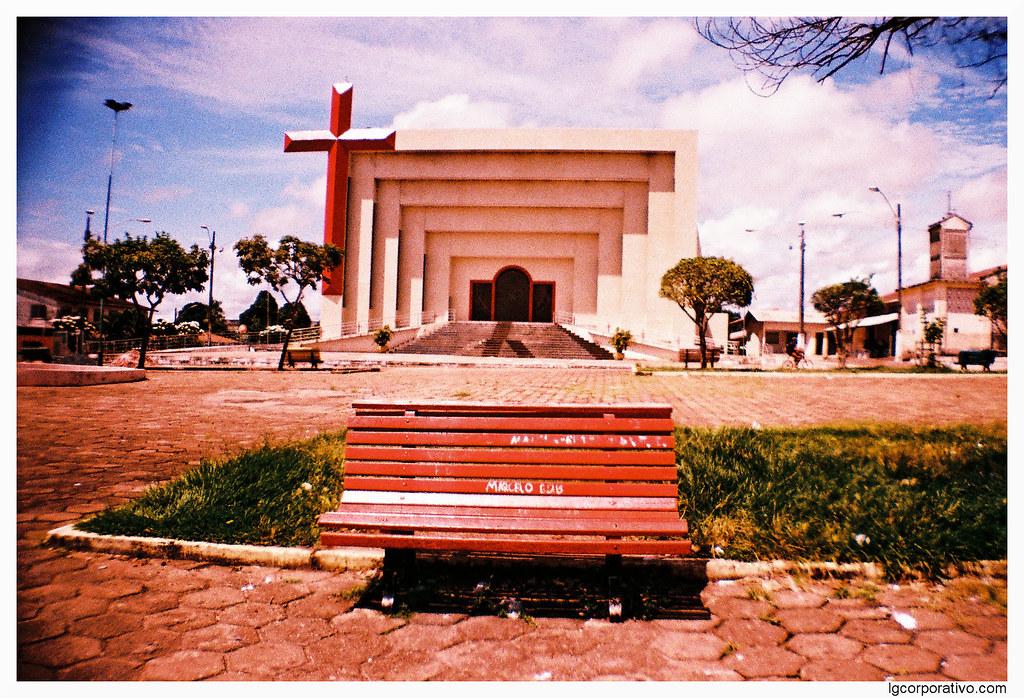 Praça da Igreja do Santíssimo