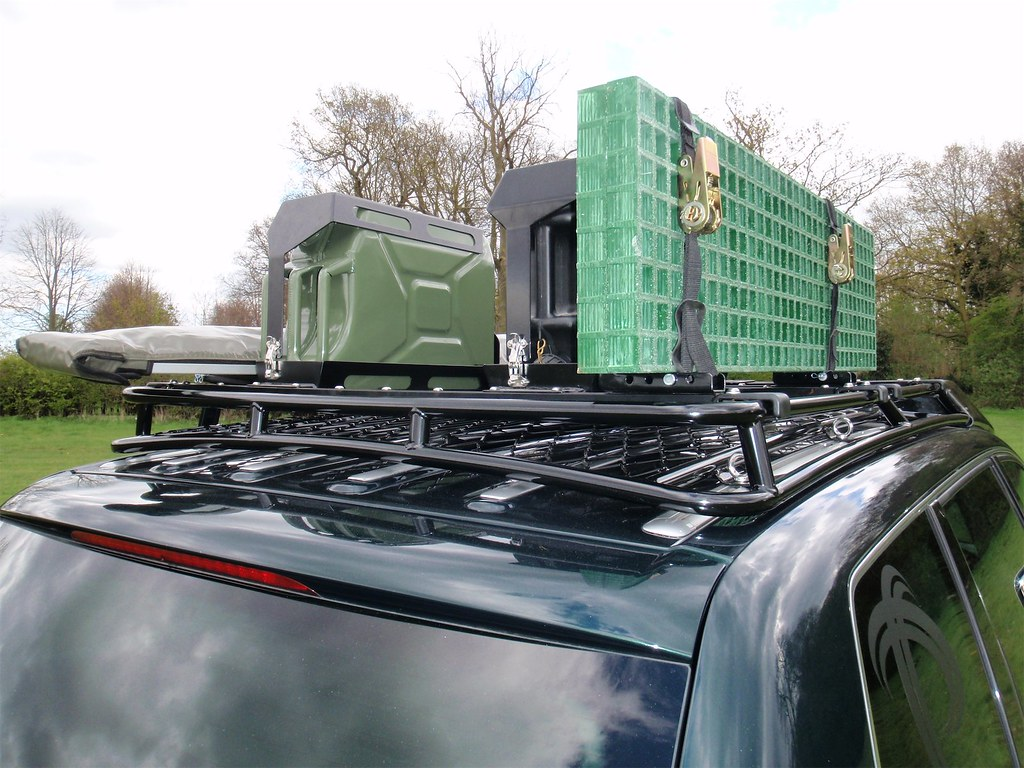 Touareg Expedition Roof Rack Prospeed Uk Flickr