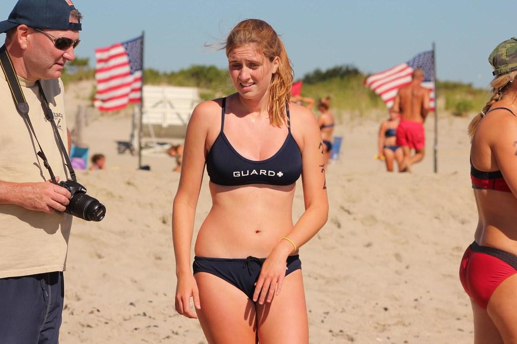 ... Women Lifeguard Tournament 2012 | Sandy Hook, New Jersey… | Flickr