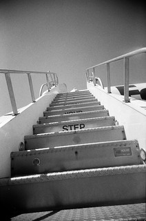 Plane Steps | by pineconemonk