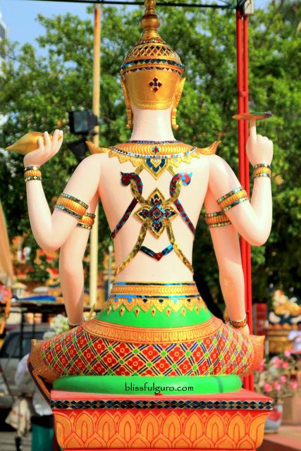 Thai Buddhist Temple Penang Malaysia