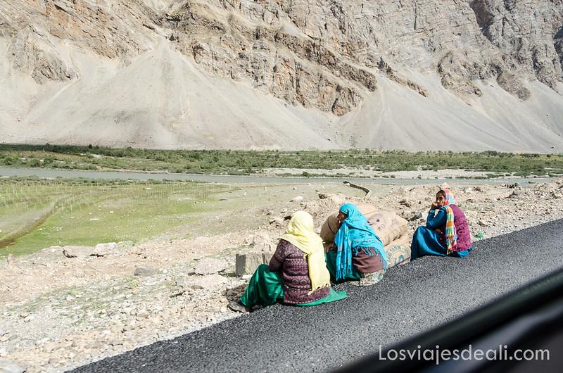 pueblos de Cachemira