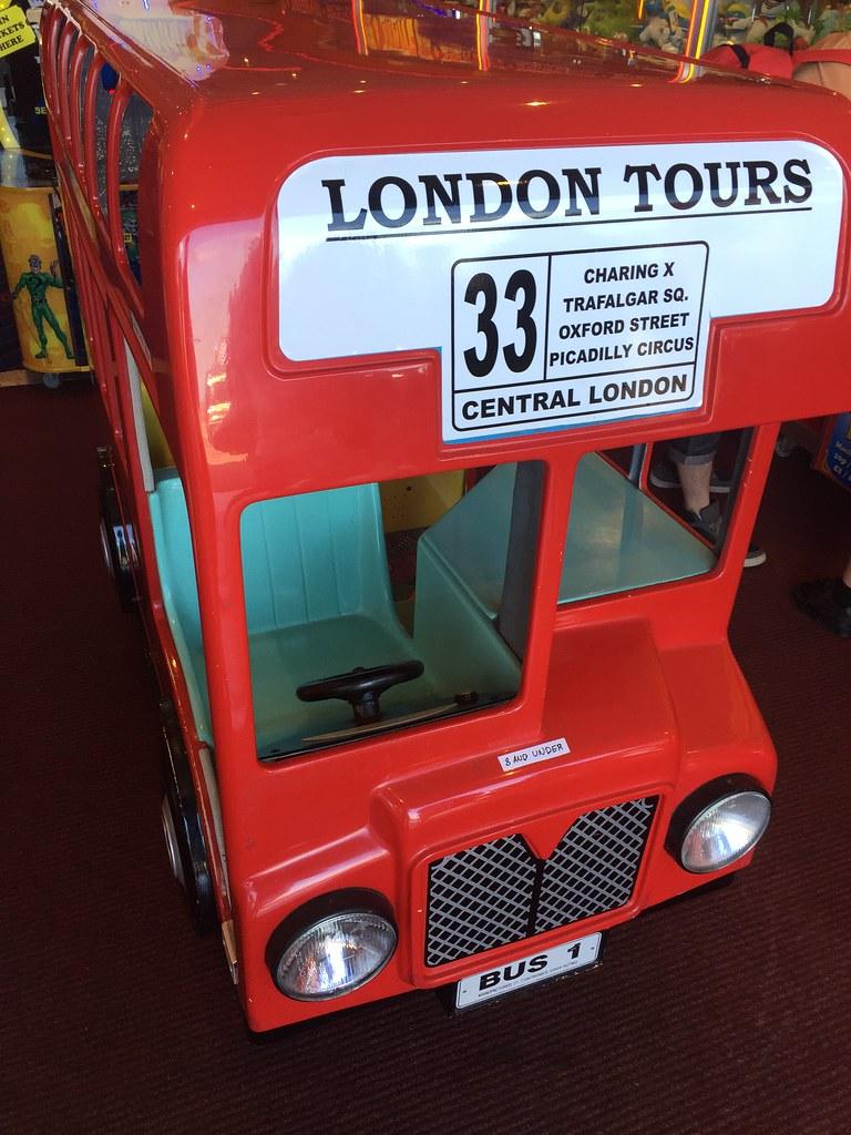 london tours bus   margate