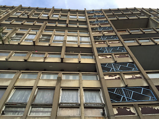 Robin Hood Gardens | by diamond geezer