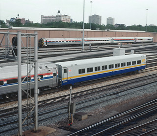 Amtrak's International Arriving in Chicago | by railfan 44