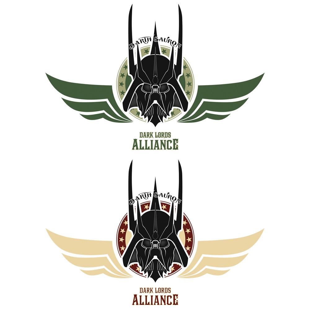 Dark Lords Alliance : A helmet mashup between the Darks ...