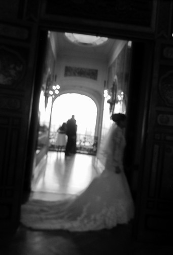 Brussels-a bride passing by | by april-mo