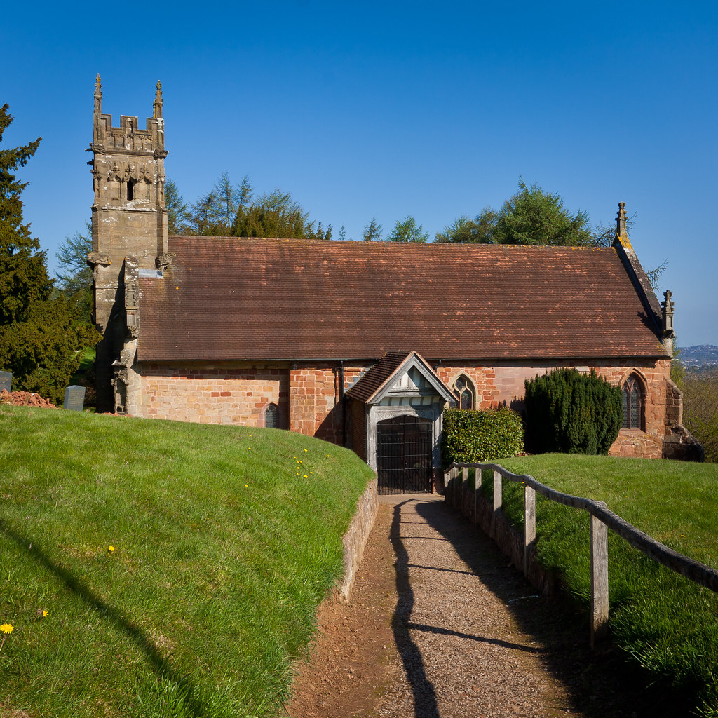 Thought On Thanksgiving >> St Kenelms Church, Romsley, Nr Clent Hills - Explored 28/0…   Flickr