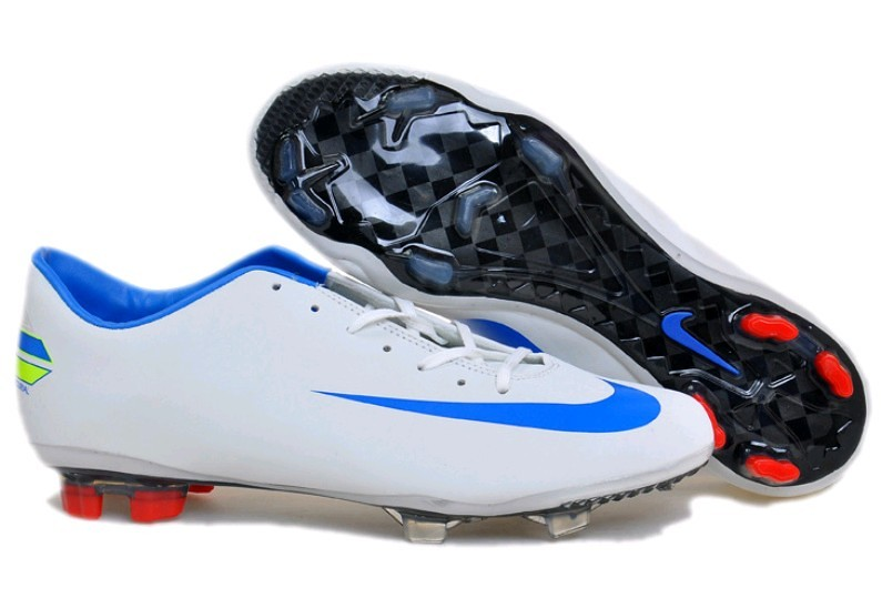 new concept 7db50 fda78 ... Nike Mercurial Vapor Superfly IV FG Mens Soccer Cleats in  Sail-Challenge Red  by