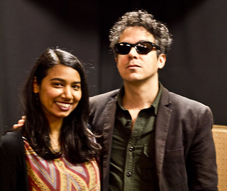 Alisa Ali & M. Ward | by wfuv