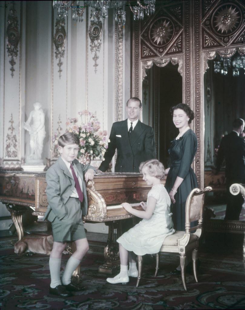 Queen Elizabeth Children