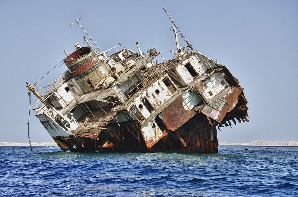 Map Of Shipwreck Island