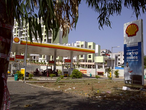 shell petrol pump warje sneha corps homes 1 bhk 2 bhk flats - Shell Homes 2