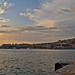 Tramonto su Cagliari vecchia