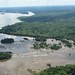 Congo rapids panorama