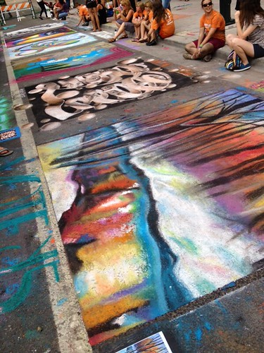 Denver Chalk Art Festival | by Extra! Extra! Homes