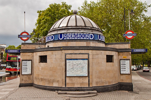 London Underground Clapham Common | by rossrke