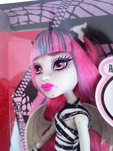 Monster High Rochelle Goyle hits Germany ;) | by Nina-chan