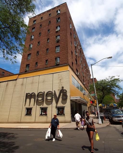 Macy's Department Store, Parkchester, Bronx, New York City