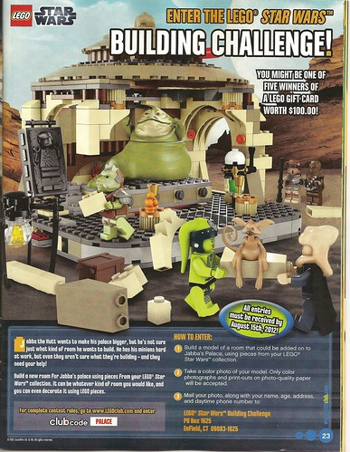 Jabba's Palace Building Challenge | by ACPin