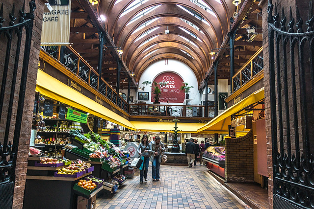 The English Market - Cork City