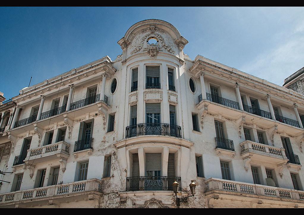Art deco architecture in casablanca morocco art deco for Architecture art deco