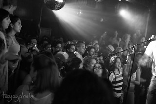 "Arboles Libres CD release party for ""father"" at the Vagabond - Miami 