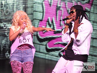 Nicki Minaj Pink Friday Tour Concert (Photo Credit: Albert Pena) | by d210tv