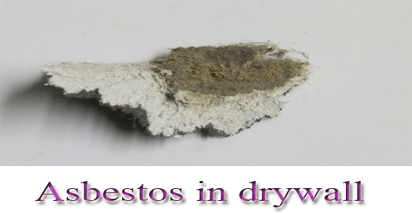 asbestos in drywall asbestosis
