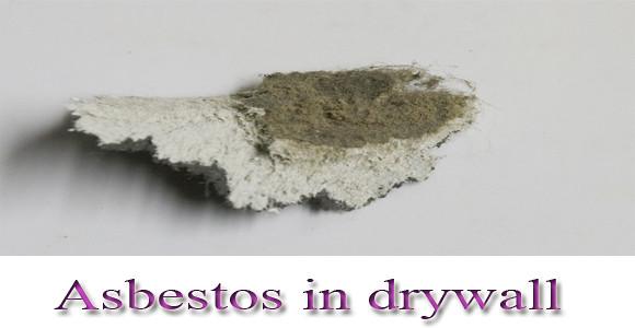 Asbestos In Drywall Asbestosis