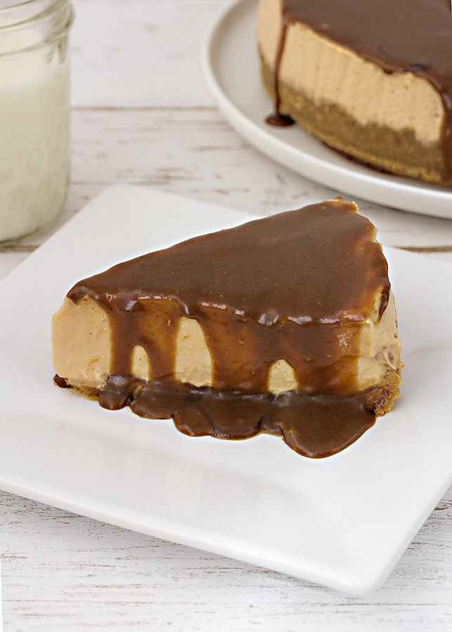 cheesecake toffee