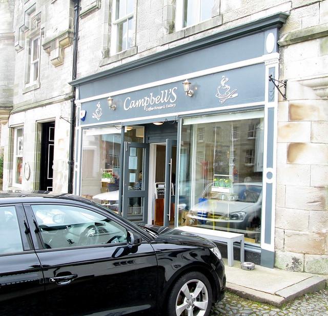 Café/Eatery Falkland, Fife