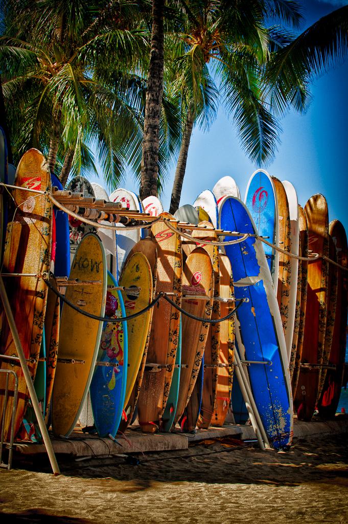 Hawaii Waikiki Beach Front Hotels