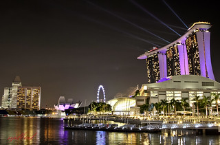 Marina Bay Sands, Singapore | by sydbad